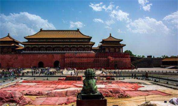 故宮博物院6月起周一實施閉館措施