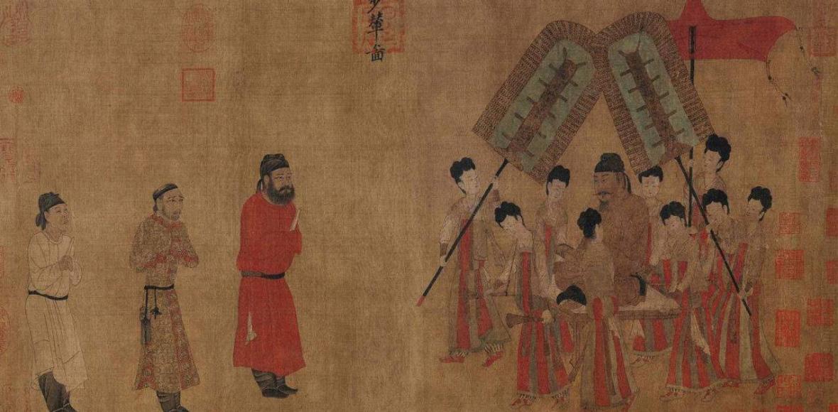 中国画,为心灵造一个世界