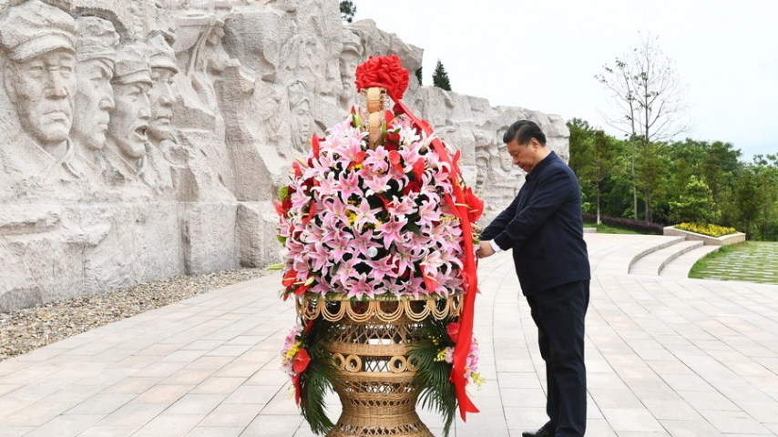 Xi Story: A Long March battle to remember